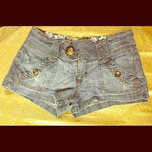 Mossimo Blue Jean shorts
